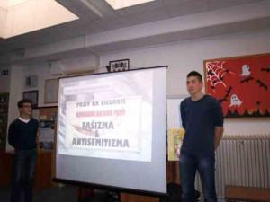 Prezentacija učenika 8. razreda  Luke Rogovića  i Adrijan Ružića