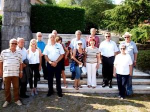 Delegacija UABA Liburnije Podružnice Matulji i Općine Matulji