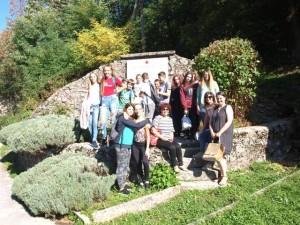 Kraj spomenika u Brgudcu