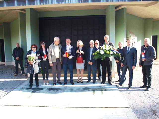 Delegacije Općine Matulji, Veterana Domovinskog rata i UABA Liburnije